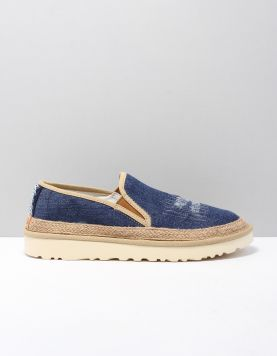 Ugg Rex Espadrille Denim Instappers 1110976 Denim 118211-71 1