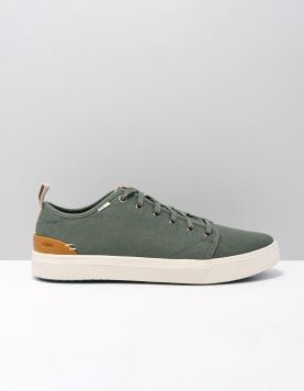 Toms Travel Light Sneaker Sneakers 10015025 Green 118540-86 1