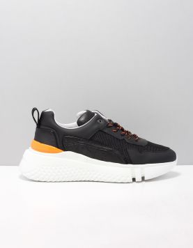Off The Pitch Treble Sneakers Otp7170201190 Black 118486-08 1