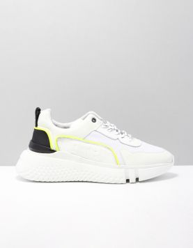 Off The Pitch Treble Sneakers Otp7170201110 White 118486-50 1