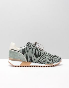 Via Vai 5107076-00 Sneakers 041 Zebra Salvia 116731-89 1
