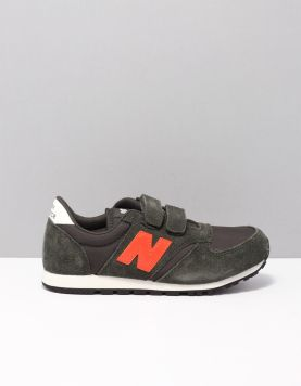 New Balance Yv420 Schoenen Met Klittenband Sc Green Orange 116922-81 1