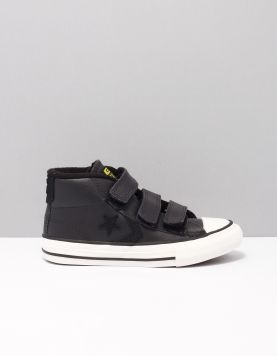 Converse Star Player 3v Schoenen Met Klittenband 665270c Almost Black 117051-08 1