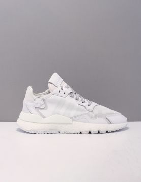 Adidas Nite Jogger Sneakers Fv1267 White 119386-50 1