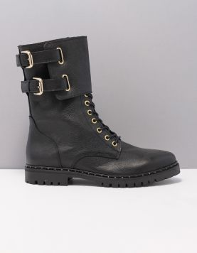 Miss Behave Bee 216 Boots Black 120182-08 1