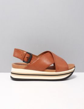 Via Vai 5201038 Slippers 023 Havanna Rhum 116989-13 1