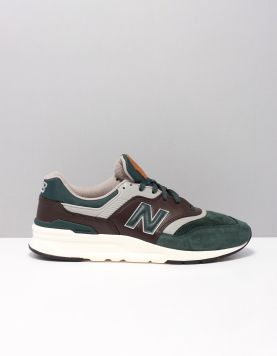 New Balance Cm997 Sneakers Hxa Green 116914-89 1
