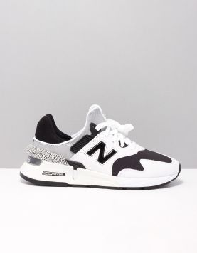 New Balance Ws997 Sneakers Jcf Black White 116917-09 1