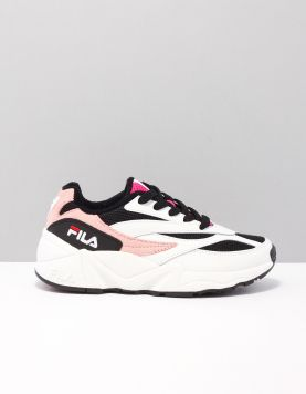 Fila V94m Schoenen Met Veters 1010780-91p White Black Quarz 116935-59 1