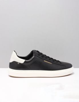 Woolrich All Around Sneakers Wfm192070-3000 Black 117461-08 1
