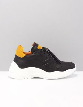Via Vai 5304091 Sneakers 002 Vitello Nero 118013-08 1