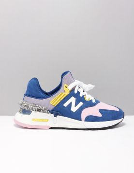 New Balance Ws997 Sneakers Jce Blue Pink 116917-79 1