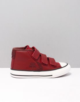 Converse Star Player 3v Schoenen Met Klittenband 665268c Back Alley Brick 117051-62 1