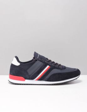Hilfiger Icon Sock Runner Sneakers Fm0fm02409-403 Midnight 117177-71 1