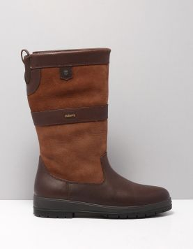 Dubarry Kildare Boots 389252 Walnut 109025-11 1