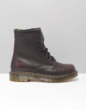 Dr. Martens 1460 Boots 11821602 Red Vintage Smooth 116905-61 1