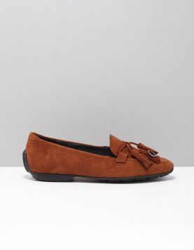 Peter Kaiser 32463 Instappers 121 Suede Sable 117316-14 1
