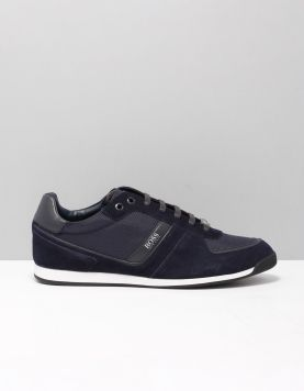 Boss Green Glaze Sneakers 50407903-401 D.blue 117225-71 1