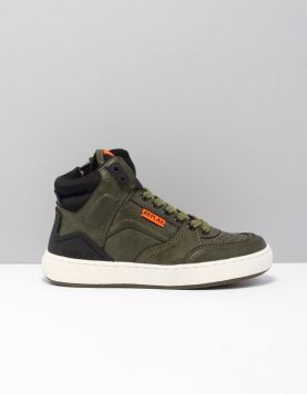 Replay Bokkai Schoenen Met Veters 1045 Army 117330-83 1