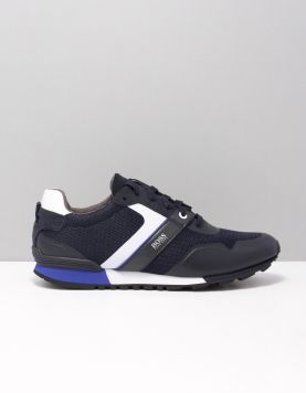 Boss Green Parkour Run Sneakers 50412232-401 D.blue 116697-71 1