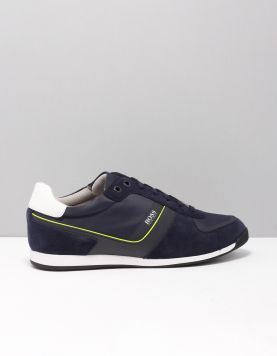 Boss Green Maze Lowp Sneakers 50412551-401 D.blue 116698-71 1