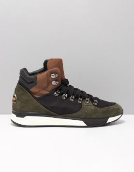 Barracuda Bu3237 Sneakers V1126 Verde-nero 117702-89 1
