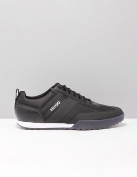 Hugo Matrix Lowp Sneakers 50410879-001 Black 116694-08 1