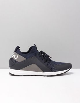 Hugo Hybrid Run Sneakers 50411281-401 D.blue 116695-71 1