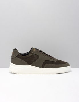 Mercer Amsterdam Lowtop 4.0 Sneakers Olive 117061-83 1