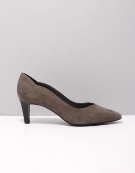 Peter Kaiser 68431 Pumps 085 Suede Cladonia 117308-84 1