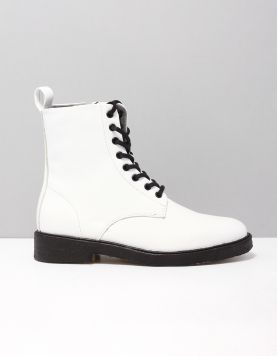 Blackstone Ql56 Boots White 117726-50 1