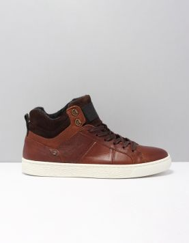 Rapid Soul Jelte Sportieve Veterschoenen 1947621 Brown 118061-11 1