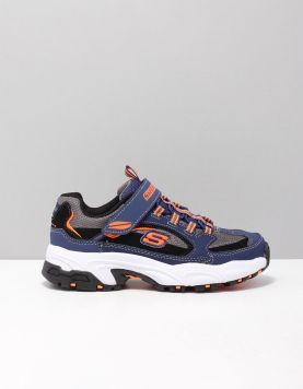 Skechers 98170 Schoenen Met Veters Nvbk Navy-black 117371-79 1