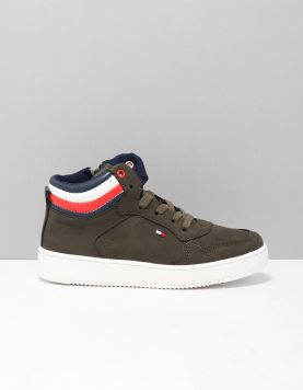Hilfiger 30498 Schoenen Met Veters 402 Military Green 117145-83 1