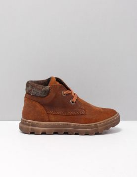 Pinocchio P1041 Schoenen Met Veters 36co M.brown 117511-13 1