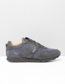 Boss Green Parcour Run Sd Sneakers 50411214-461 Open Blue 117229-71 1