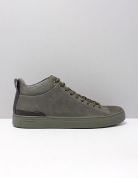 Blackstone Sg19 Sneakers D.green 117732-84 1
