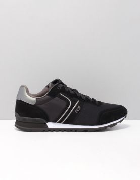 Boss Green Parcour Run Ny Sneakers 50408084-001 Black 117230-08 1