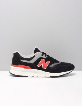 New Balance Cm997 Sneakers Hdk Black 116915-08 1
