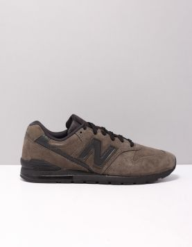 New Balance Cm996 Sneakers 62 Re Black Olive 117762-84 1
