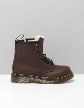 Dr. Martens 1460 Serena Schoenen Met Veters 25179201 D.brown Republic 116899-11 1