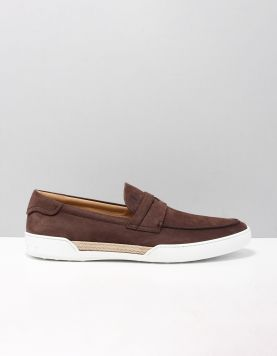 Tod`s Xxm48b0bc30 Instappers Px6 S810 Tabacco 118886-14 1