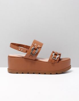 Marccain Nb.sq.03.l14 Slippers 653 Cinnamon 118708-13 1