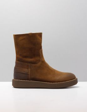 Shabbies 181020118 Boots 3209 Brown 114612-14 1