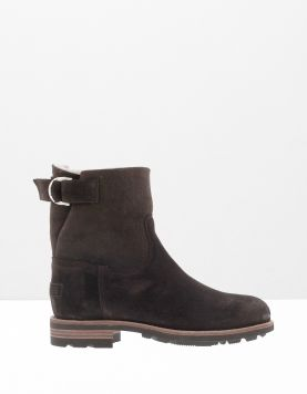 Shabbies 181020031 Boots D.brown 111293-14 1