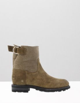 Shabbies 181020031 Boots Light Taupe 111293-34 1