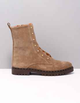Miss Behave Bee 152 Boots Taupe 117101-34 1