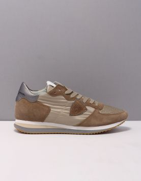 Philippe Model Tzld-tropez X Sneakers Wi01 Iver Beige 119517-33 1