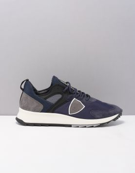 Philippe Model Rllu-royale Sneakers W008 Mondial Blue 119521-71 1