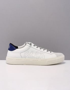 P448 Ycsl Sneakers White-navy 120202-50 1